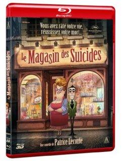 Le Magasins des suicides - Blu Ray