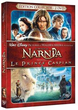 Le Monde de Narnia Chapitre 2 : Le Prince Caspian - Collector
