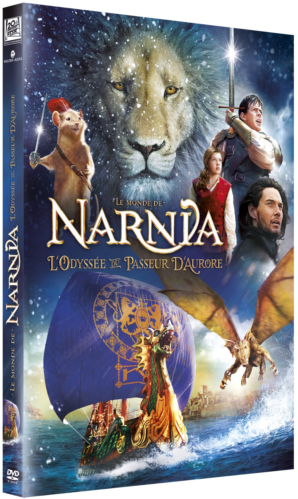 Le Monde de Narnia : Chapitre 3 - L'Odyssée du Passeur d