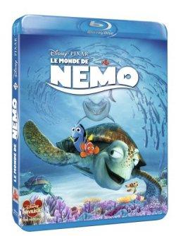 Le Monde de Némo - Blu Ray 3D