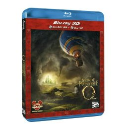Le monde fantastique d'OZ - Blu-ray 3D