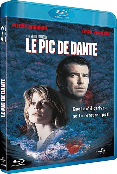 Test du Blu-Ray Test du Blu-Ray Le Pic de Dante