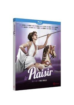 Le Plaisir - Blu Ray