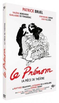 Le Prénom : la pièce de théâtre - DVD