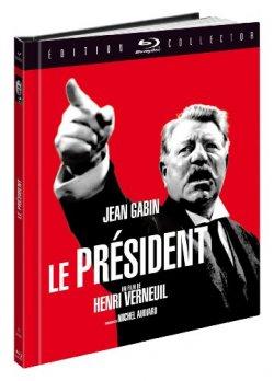 Le Président - Blu Ray