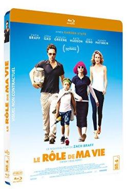 Le Rôle de ma vie - Blu Ray