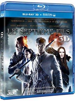 Le Septième fils - Blu Ray 3D