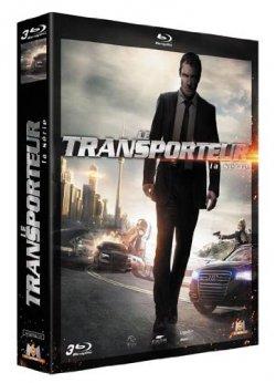 Le Transporteur, la série - Blu Ray