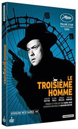 Le Troisième homme - DVD