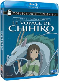 Le voyage de chihiro - Blu Ray