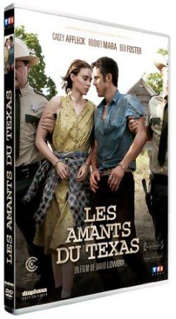 Les Amants du Texas - DVD