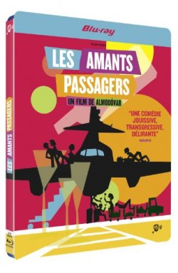 Les Amants Passagers - Blu Ray