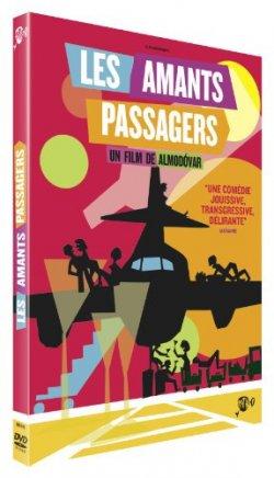 Les Amants Passagers - DVD