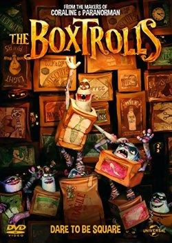 Les boxtrolls - DVD