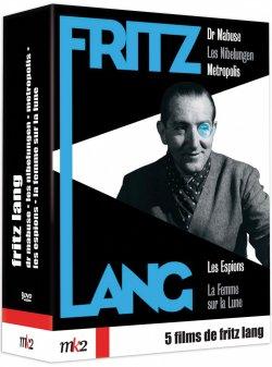 Coffret Fritz Lang