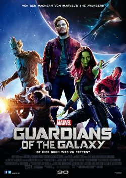 Les Gardiens de la Galaxie - Blu Ray