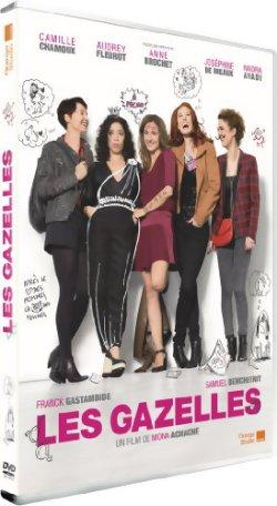 Les Gazelles - DVD