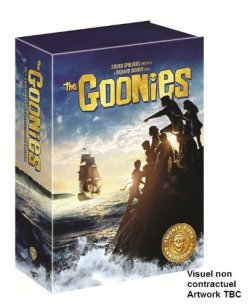 Les Goonies - Edition Blu Ray Collector