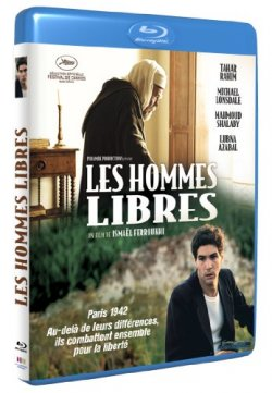 Les Hommes Libres Blu-ray