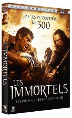 Les immortels DVD