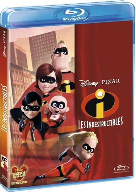 L Intégrale Pixar en Blu Ray