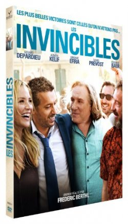 Les Invincibles - Blu Ray