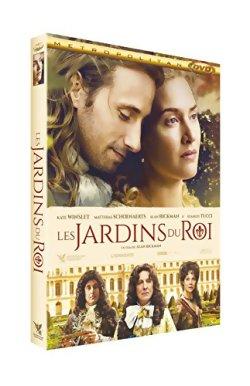 Les jardins du roi - DVD