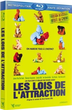 Les Lois de l'attraction Blu Ray