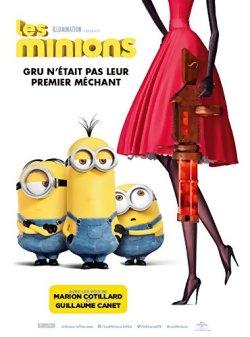Les Minions + Moi, Moche Et Méchant 1& 2 - Blu Ray