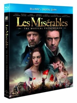 Les Misérables - Blu Ray