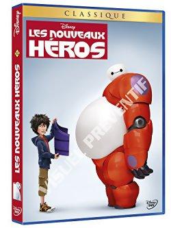 Les Nouveaux Héros - DVD