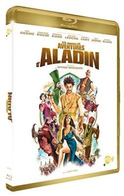 Les Nouvelles aventures d'Aladin - Blu Ray
