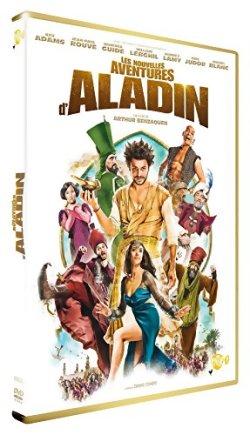 Les Nouvelles aventures d'Aladin - DVD