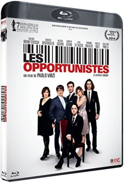Les opportunistes - Blu Ray