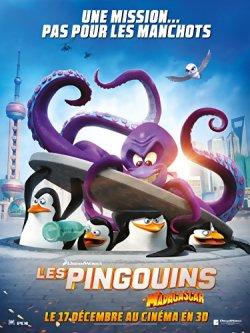 Les Pingouins de Madagascar - Blu Ray 3D