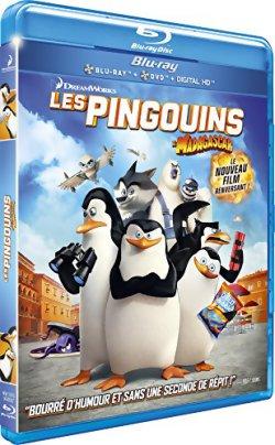 Les Pingouins de Madagascar - Blu Ray