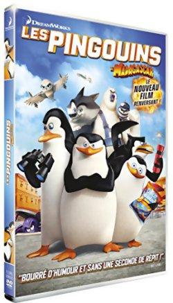 Les Pingouins de Madagascar - DVD