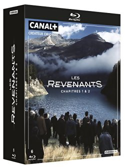 Les Revenants Saisons 1 & 2 - Blu Ray