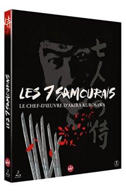 Les sept samouraïs - Blu Ray