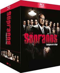 Les Soprano - Coffret intégrale Blu-Ray