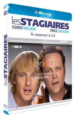 Les Stagiaires - Blu Ray