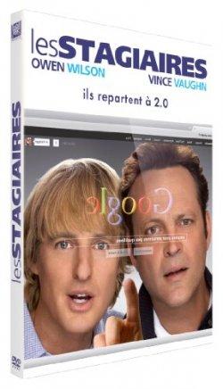 Les Stagiaires - DVD