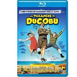 Les Vacances de Ducobu Blu Ray