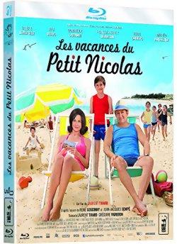 Les vacances du Petit Nicolas - Blu Ray