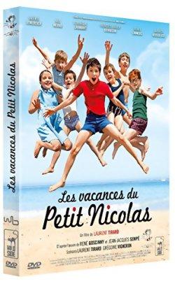 Les vacances du Petit Nicolas - DVD