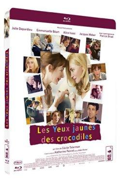 Les Yeux jaunes des crocodiles - Blu Ray