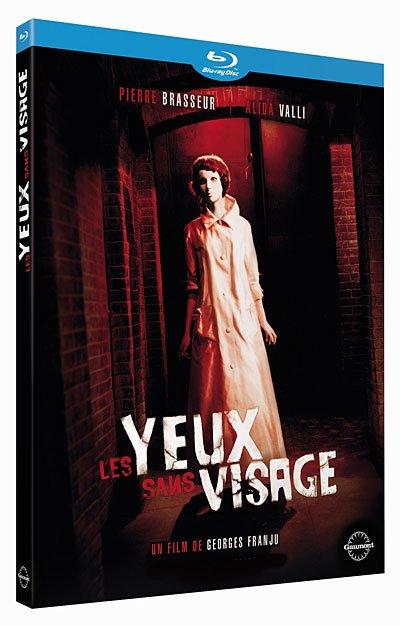 Test Blu-ray du film Test Blu-ray du film Les Yeux sans visage