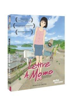 Lettre à Momo - Blu Ray