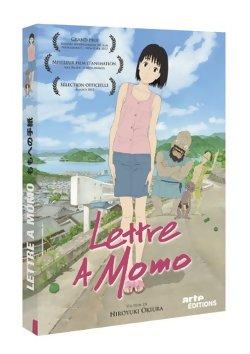 Lettre à Momo - DVD