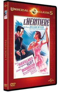 L'Héritière - DVD